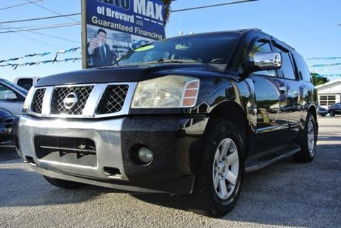 2004 Nissan Armada for sale in Melbourne, FL