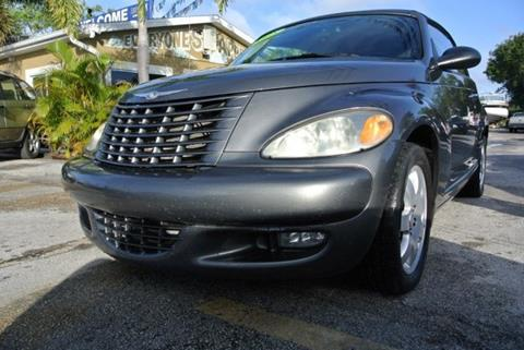 2005 Chrysler PT Cruiser for sale in Melbourne, FL