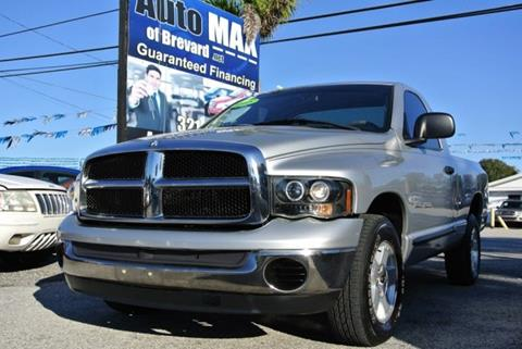 2005 Dodge Ram Pickup 1500 for sale in Melbourne, FL