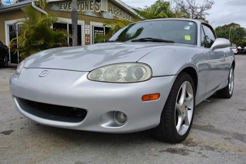 2002 Mazda MX-5 Miata for sale in Melbourne, FL