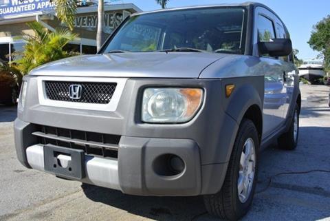 2003 Honda Element for sale in Melbourne, FL