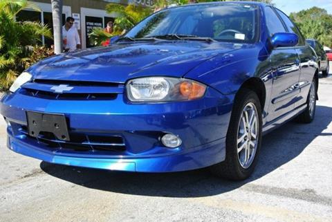 2003 Chevrolet Cavalier for sale in Melbourne, FL