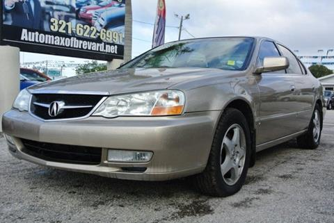 2003 Acura TL for sale in Melbourne, FL