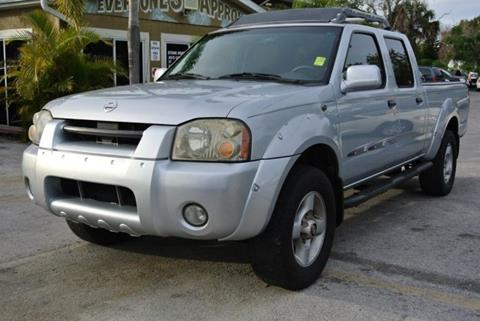 2002 Nissan Frontier for sale in Melbourne, FL