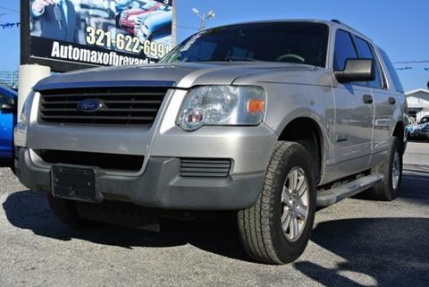 2006 Ford Explorer for sale in Melbourne, FL
