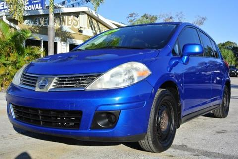 2007 Nissan Versa for sale in Melbourne, FL