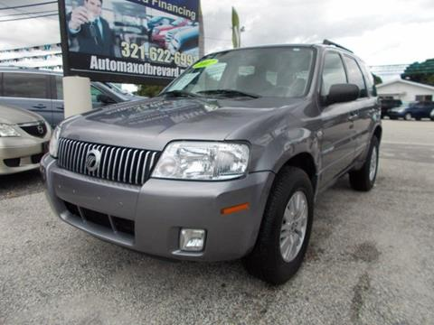 2007 Mercury Mariner for sale in Melbourne, FL