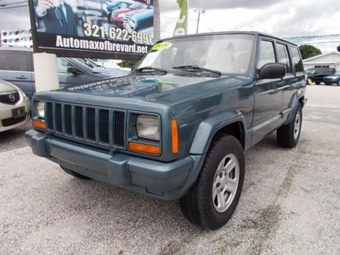 1999 Jeep Cherokee for sale in Melbourne, FL