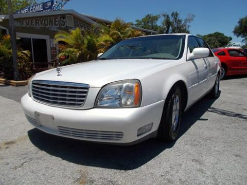 2005 Cadillac DeVille for sale in Melbourne, FL