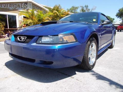 2003 Ford Mustang for sale in Melbourne, FL
