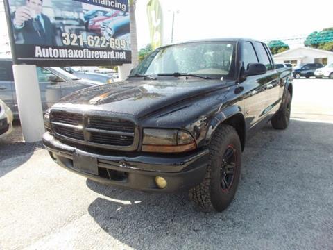2002 Dodge Dakota for sale in Melbourne, FL