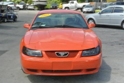 2004 Ford Mustang for sale in Melbourne, FL