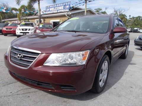 2010 Hyundai Sonata for sale in Melbourne, FL