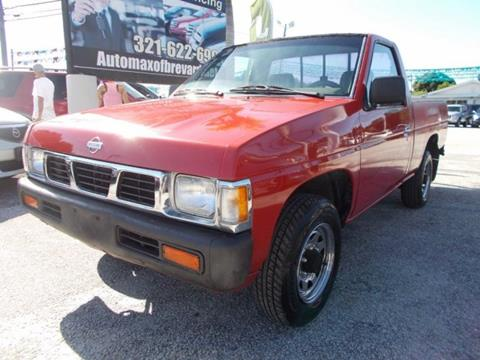 1993 Nissan Truck for sale in Melbourne, FL