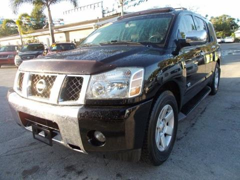 2006 Nissan Armada for sale in Melbourne, FL