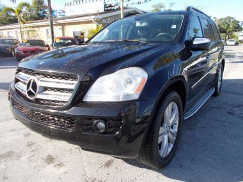 2008 Mercedes-Benz GL-Class for sale in Melbourne, FL