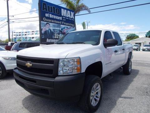 2010 Chevrolet Silverado 1500 for sale in Melbourne, FL