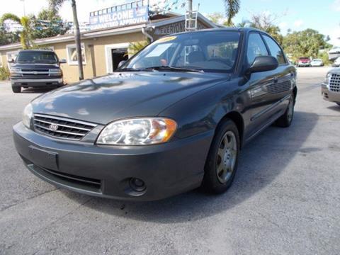 2003 Kia Spectra for sale in Melbourne, FL