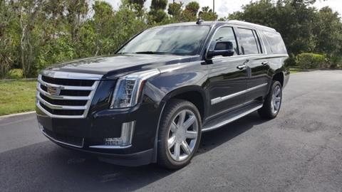 2016 Cadillac Escalade ESV for sale in Melbourne, FL
