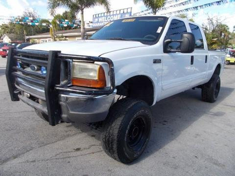 2001 Ford F-350 Super Duty for sale in Melbourne, FL