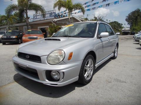 2002 Subaru Impreza for sale in Melbourne, FL