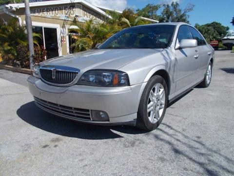 2005 Lincoln LS for sale in Melbourne, FL