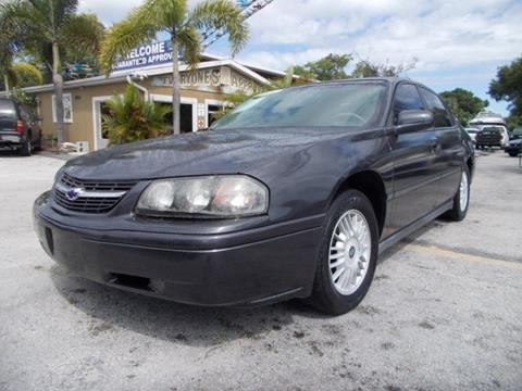 2002 Chevrolet Impala for sale in Melbourne, FL