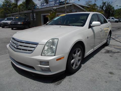 2005 Cadillac STS for sale in Melbourne, FL