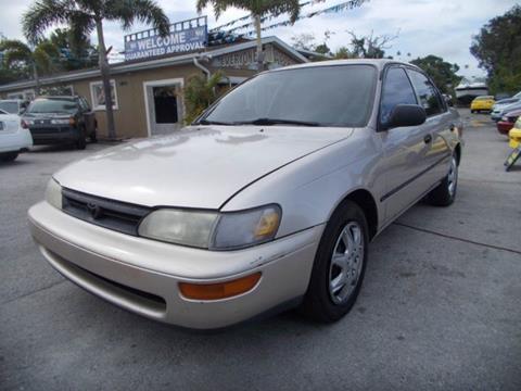 1995 Toyota Corolla for sale in Melbourne, FL