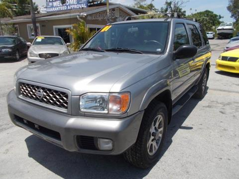 2001 Nissan Pathfinder for sale in Melbourne, FL