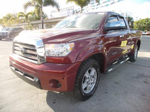 2007 Toyota Tundra for sale in Melbourne, FL