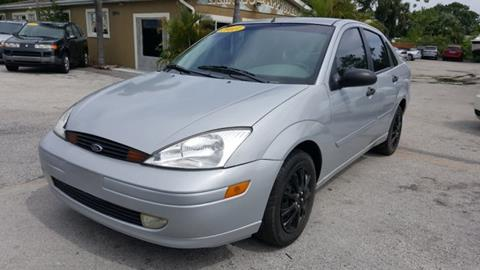 2004 Ford Focus for sale in Melbourne, FL