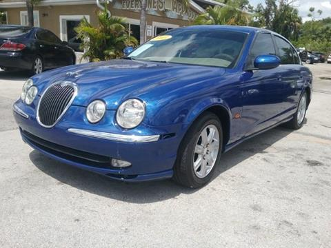Jaguar s type for sale in florida for Semper fi motors miami