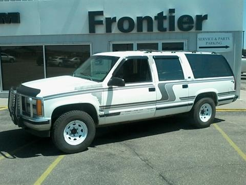 1993 GMC Suburban for sale in Winner, SD