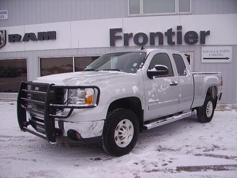 2010 GMC Sierra 2500HD for sale in Winner, SD
