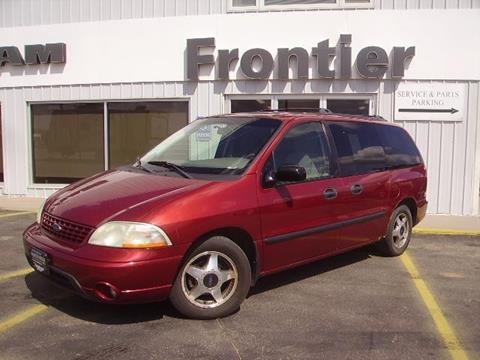 2002 Ford Windstar for sale in Winner, SD