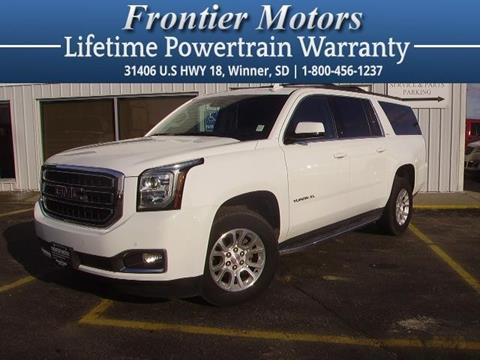 2019 GMC Yukon XL for sale in Winner, SD