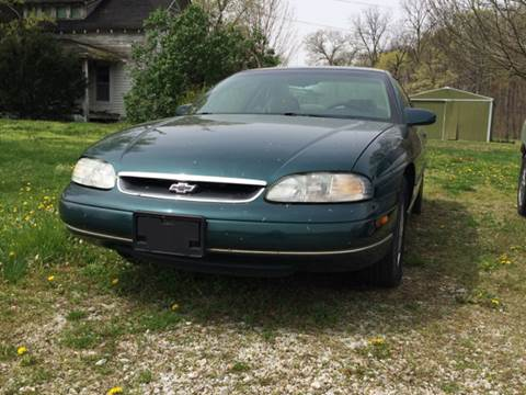 1999 Chevrolet Monte Carlo for sale in Louisville, IL