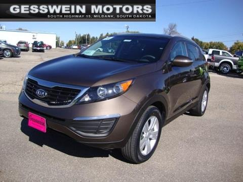 2011 Kia Sportage for sale in Milbank, SD