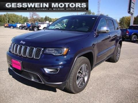 2017 Jeep Grand Cherokee for sale in Milbank, SD