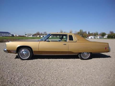 1975 Chrysler Imperial for sale in Milbank, SD