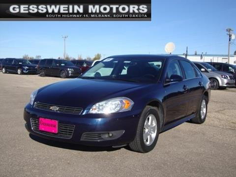 2011 Chevrolet Impala for sale in Milbank, SD