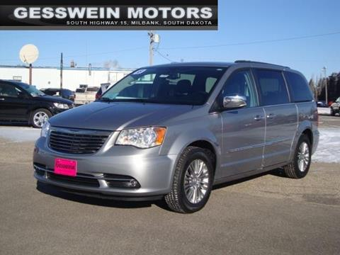 2015 Chrysler Town And Country For Sale In South Dakota