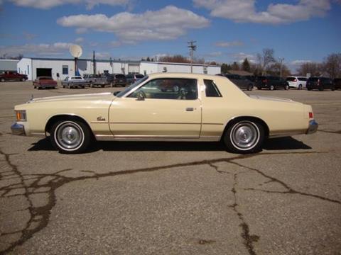 1979 Chrysler Cordoba for sale in Milbank, SD