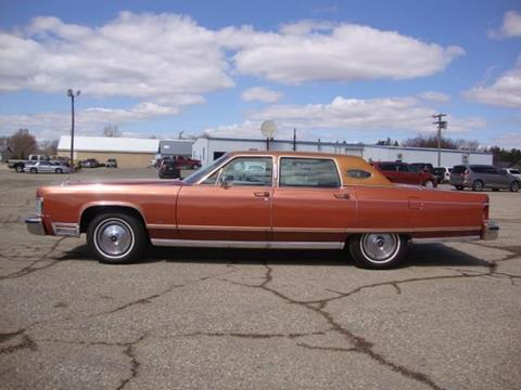 1977 Lincoln Town Car for sale in Milbank, SD