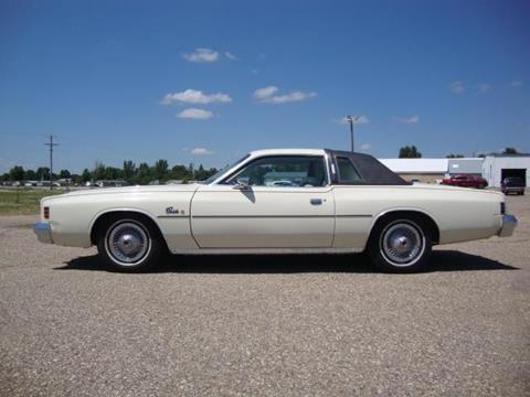 1977 Chrysler Cordoba for sale in Milbank, SD