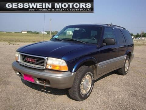 2000 GMC Jimmy for sale in Milbank, SD