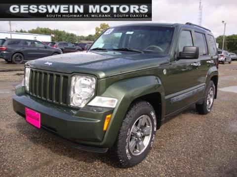 2008 Jeep Liberty for sale in Milbank, SD