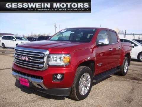 2015 GMC Canyon for sale in Milbank, SD