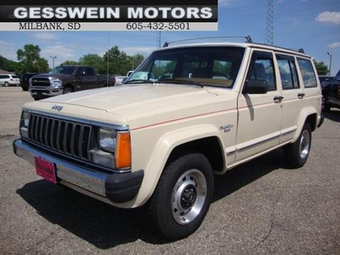 1985 Jeep Cherokee for sale in Milbank, SD